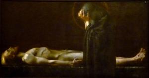 Franz von Stuck, Pietà, 1891
