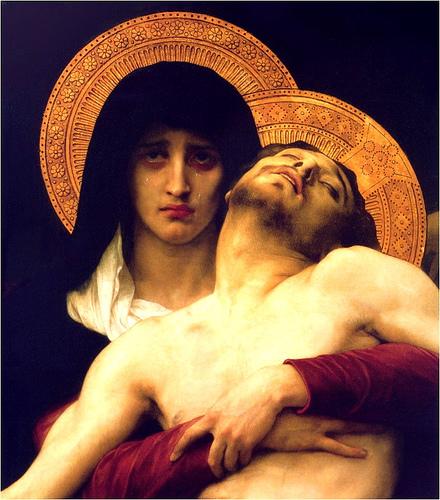 María y la Resurrección de Cristo